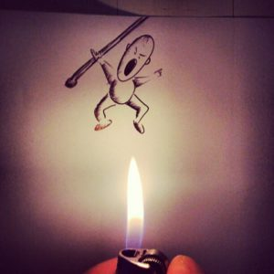 Motz-Men unter Feuer