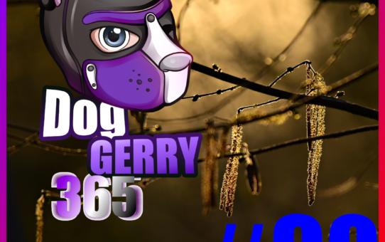 Gerry 365 #90: 31.03. – Der März ist fast zu Ende, Leben mit Ekzem und der Schamgrenze