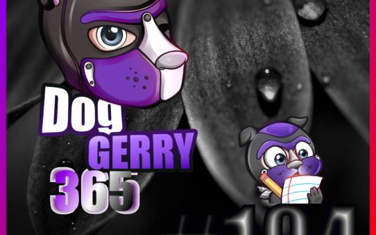 Gerry 365 #104: 14.04. – Arzttermin und die sorglose Jugend, es wird schwarz